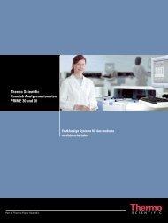 Thermo Scientific Konelab Analysenautomaten PRIME 30 und 60