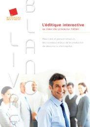 Livre Blanc Editique - Industrie.com
