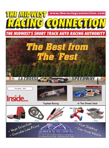 Fest - The Midwest Racing Connection