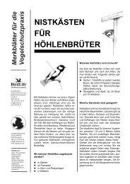 Nistkasten Höhlenbrüter.qxd - landwirtschaft.sg.ch ...