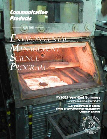 Communication - Climate and Environmental Sciences Division