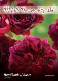 Handbook of Roses - Melville Nurseries