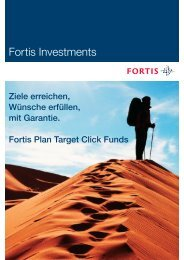 Fortis Investments - 首页- Great Wall Investments