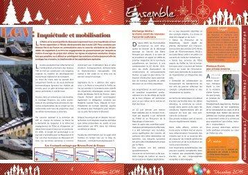 Decembre 2011 Decembre 2011 - Le Beausset