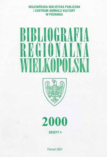 Show Publication Content Wielkopolska Biblioteka Cyfrowa