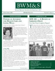 Bulletin Vol 4 Issue 2 March April - Burke, Warren, MacKay ...