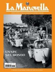 UN'APE NEL MONDO - Automotoclub Storico Italiano