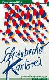 Download - Schwabacher Kantorei
