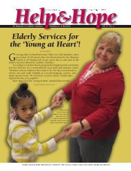 Volume 6, No. 1 - Catholic Charities