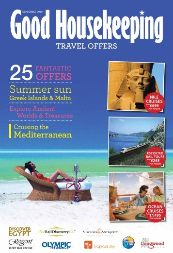 CRUISE HOLIDAYS - Men's Health Store