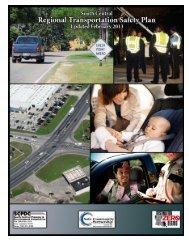 updated South Central Regional Transportation Safety Plan (SCRTSP)