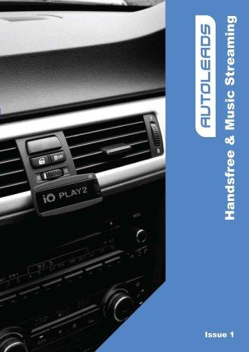 Handsfree & Music Streaming - ArmourAuto.com
