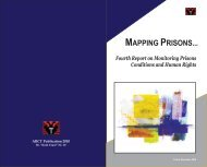 FOURTH REPORT OF THE MONITORING VIsITs BY ARCT PRIsON ...
