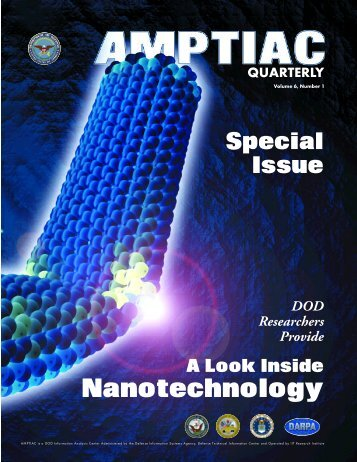 The Coming Revolution: Science and Technology of Nanoscale ...