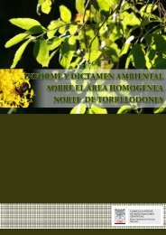 Informe CSIC AHN - Vecinos por Torrelodones