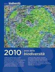 Tema: biodiversità - Il Portale Italiano dell'Educazione Sostenibile