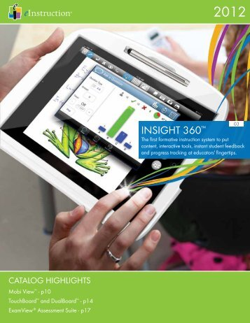 INSIGHT 360™ - eInstruction