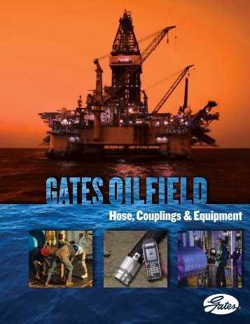 Oilfield Catalog - Gates Corporation