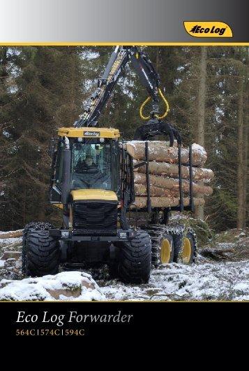 Eco Log Forwarder - Lectura SPECS