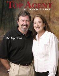 The Frye Team - Top Agent Magazine