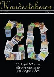 20 års jubilæum alt om RUSugen og meget mere - Institut for ...