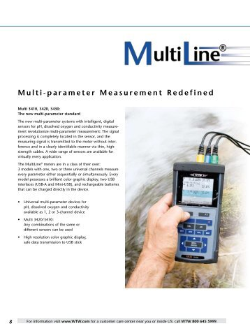 Multi-parameter Measurement Redefined - Fenno Medical Oy