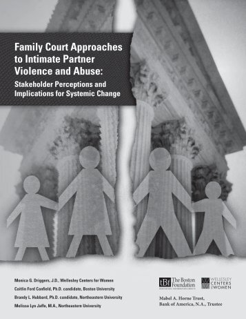 Family Court Approaches to IPVA Full report (black & white PDF)