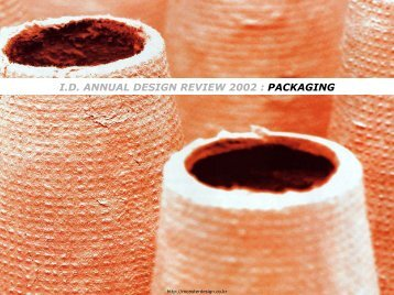I.D. ANNUAL DESIGN REVIEW 2002 : PACKAGING