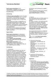 Techn. Merkblatt Basic