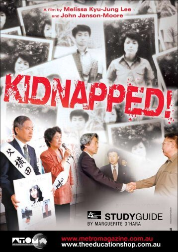 to download KIDNAPPED! study guide - Ronin Films