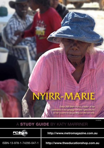 to download NYIRR-MARIE study guide - Ronin Films