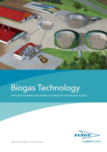 Biogas Technology - Water Solutions