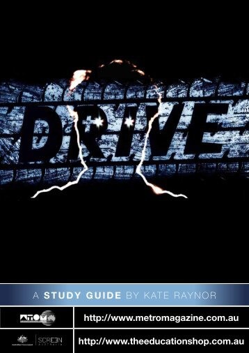 to download DRIVE study guide - Ronin Films