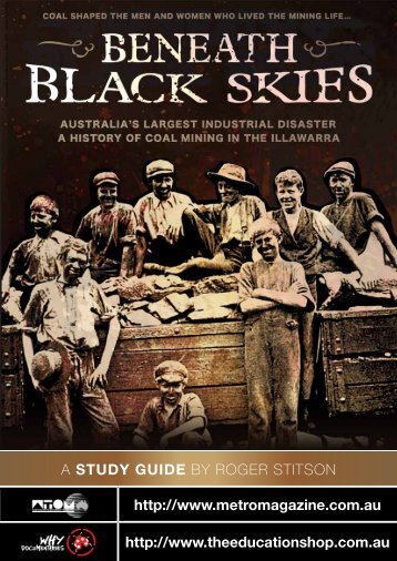 to download BENEATH BLACK SKIES study guide - Ronin Films