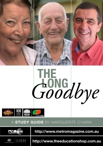 to download THE LONG GOODBYE study guide - Ronin Films
