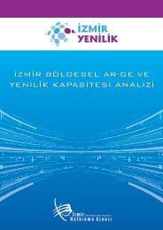 izmir bölgesel ar-ge ve yenilik kapasitesi analizi - EBIC Ege
