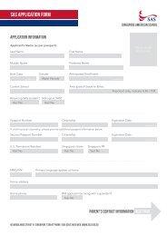 HS Curriculum Textbooks - Singapore American School