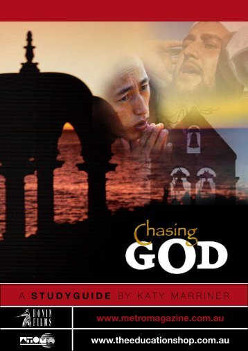 to download CHASING GOD study guide - Ronin Films