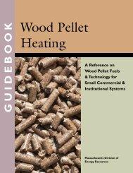 Wood Pellet Heating - Biomass Energy Resource Center