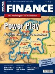 Finance - September 2004 - Klein & Coll.