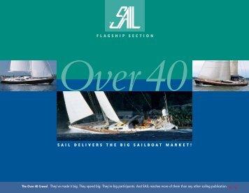 flagship section - Sail Magazine