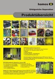 Separator - Allgemeine Übersicht (Broschüre ... - RRS International