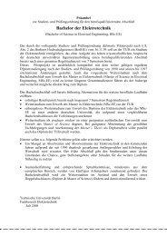 Modulkonzept: Übersicht über die Module - TU-Berlin, Fachbereich ...