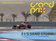F1'S SAND STORM - Grandprixplus