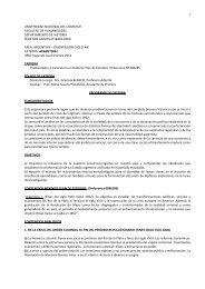 Programa Argentina I-2012 Bariloche - Hecho Histórico