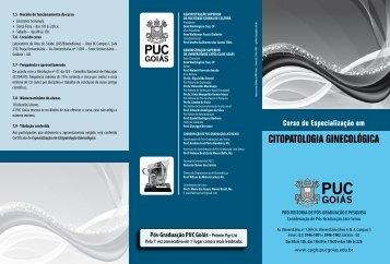 CITOPATOLOGIA GINECOLÓGICA - Ucg