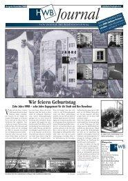 PDF HWB-Journal Dezember 2000 - h e n n i g s d o r f . d e