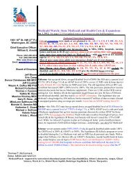 January Medicaid Watch Newsletter - Western New York Law Center