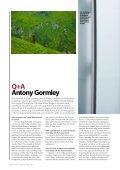 Antony Gormley: Britain's greatest sculptor comes to Austria - Page 4