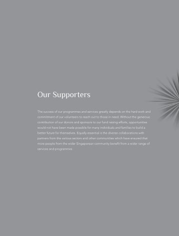 Our Supporters - Association of Muslim Professionals